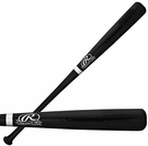 "Rawlings 17"" Mini Adirondack Black Signature Baseball Bat"