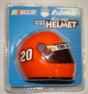 Tony Stewart #20 The Home Depot Nascar Pocket Pro Racing Helmet