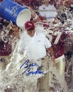 Bobby Bowden Autographed Florida State Seminoles 16x20 photo