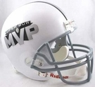 Super Bowl MVP Riddell NFL Full Size Deluxe Replica Football Helmet