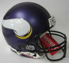 Minnesota Vikings Riddell Authentic NFL Full Size On Field Proline Football Helmet