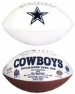 NFL Signature Series Team Logo Full Size Footballs