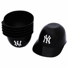 "MLB Team Logo ""Snack Pack , Ice Cream"" Baseball Helmets - Yankees, Red Sox, Phillies - Model Number: MLC197"