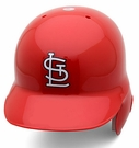 St Louis Cardinals Rawlings Pro Full Size Authentic MLB Right Handed Batting Helmet - Model Number:  CCPBHSL