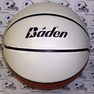 Baden - Official Size Autograph (4 White Panel) Basketball BS7A-01
