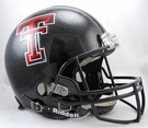Texas Tech Riddell Authentic NCAA Full Size On Field Proline Football Helmet