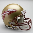 Florida State Seminoles Autographed Full Size On Field Authentic Proline Helmets