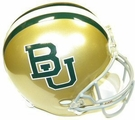 Baylor Bears Autographed Full Size Riddell Deluxe Replica Football Helmets