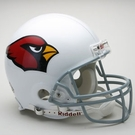 Arizona Cardinals Riddell Authentic NFL Full Size On Field Proline Football Helmet