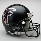 Atlanta Falcons Riddell Authentic NFL Full Size On Field Proline Football Helmet