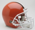 Cleveland Browns 1975-2005 Throwback Riddell Authentic NFL Full Size On Field Proline Football Helmet