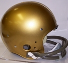 Notre Dame Fighting Irish 1960-62 Throwback 2-Bar TK Riddell NFL Full Size Football Helmet