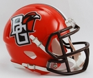 Bowling Green Speed Revolution Riddell Mini Football Helmet