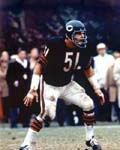 Dick Butkus - Chicago Bears - Autograph Signing Deadlline for Mail in items October 1st, 2020