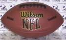 Wilson NFL® All-Pro Official Full Size Football WTF1455