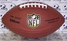 Wilson NFL® Pro Replica Full Size Game Football WTF1825