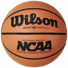 Wilson NCAA Solution Official Full Size Composite Indoor Game Basketball - B0700R