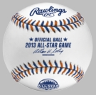 Rawlings Official 2013 MLB All Star Baseball Model Number: ASBB13