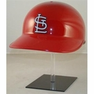St. Louis Cardinals Rawlings Pro Full Size Authentic MLB Batting Helmet - Model Number: CCPBH
