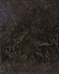 Plaque - Black Marble Finish