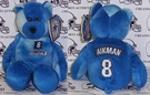 "Troy Aikman #8 Limited Treasures 8"" Dallas Cowboys Beanie Bear"