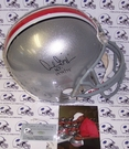Archie Griffin - Autographed Full Size Riddell Football Helmet - Ohio State Buckeyes