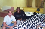 Deacon Jones Signing - Dec 2, 2000