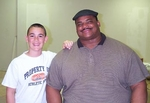 William Perry Signing  - Feb 10, 2001