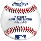 Autographed Official Rawlings Baseballs