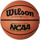 Wilson NCAA Official Game Basketballs & Signature Basketballs - Full size & Mini's