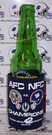 Super Bowl XLII (Giants vs Patriots) Can / Bottle Koozie