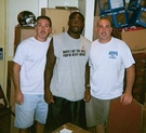 "Carnell ""Cadillac"" Williams Signing - August 30th , 2005"