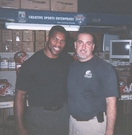Herschel Walker Signing - January 7th & 8th , 2005