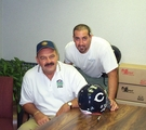 Dick Butkus Signing - Sept  18, 1999