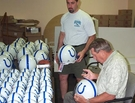 Johnny Unitas Signing - Feb 26,  2000