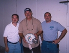 Larry Csonka Signing May 18th, 2002