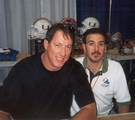 Jim Kelly signing - Nov 17, 2002