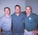 Mike Alstott signing - Feb 15, 2003