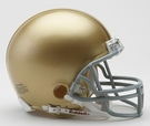 Notre Dame Fighting Irish Autographed Mini Helmets
