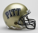 Pittsburgh Panthers Autographed Mini Helmets
