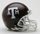 Texas A&M Autographed Mini Helmets