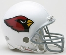 Arizona Cardinals Autographed Mini Helmets