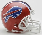 Buffalo Bills Autographed Mini Helmets