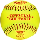 "Rawlings Fast Pitch 12"" ASA Softball-ASA12Y47L"