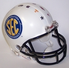 SEC Logo VSR4 Riddell Mini Football Helmet