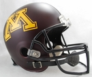 Minnesota Golden Gophers Riddell NCAA Full Size Deluxe Replica Football Helmet
