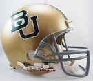 Baylor Bears - Riddell Authentic NCAA Full Size On Field Proline Football Helmet