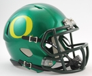 Oregon Ducks Speed Revolution Riddell Mini Football Helmet