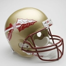 Florida State Seminoles Autographed Full Size Riddell Deluxe Replica Football Helmets