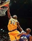Shaquille O'Neal - Autographed Los Angeles Lakers 16x20 Photo